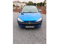 Peugeot 206 46k miles!!! 1 former keeper!!! Stunning example HPI clear!!!