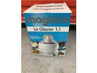Magimix ice cream maker