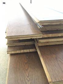 New surplus 20mm Solid Oak Flooring