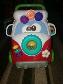Baby truck walker