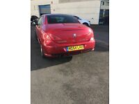 2004 reg Peugeot 307. And 2litre petrol. With long mot. Driving well.