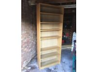 """Ikea """"billy"""" bookcase, won't fit in the new house!"""