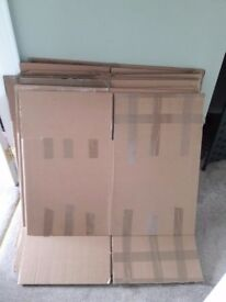 11x Cardboard Boxes- Ideal for House Move! RRP £30