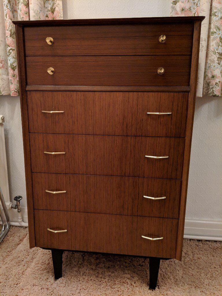 Elegant Vintage Limelight Bedroom Furniture Set Bed Drawers 2 Bedside Dressing Table