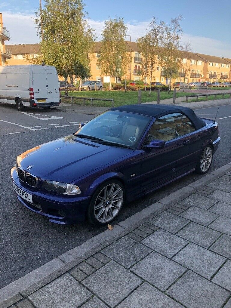 Bmw E46 Cabrio Excellent Condition In Gloucester Gloucestershire Gumtree