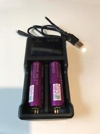 Battery charger xtar VC2