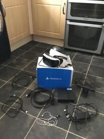 Official Playstation VR full set FOR SALE