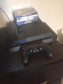 PS4 500 - +Games