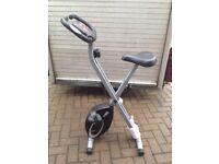 brand new ultra sport f1 exercise bike.