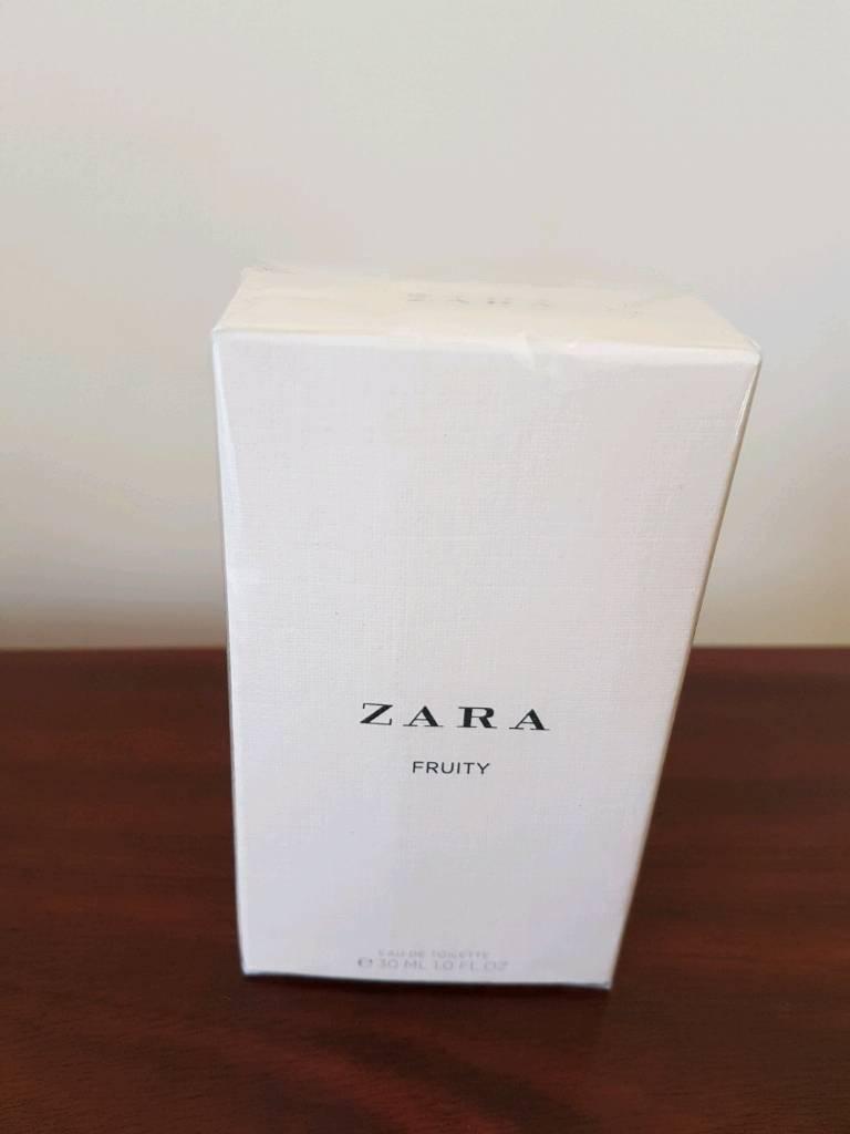 Brand New Zara Fruity Perfume Factory Sealed In Norwich Norfolk