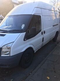 Ford transit mwb high roof