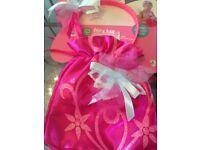 elc rrp£6 fairy bag and headband