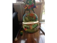 Fisher Price baby swing, baby chair