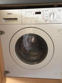Bosch integrated washing machine 5kg