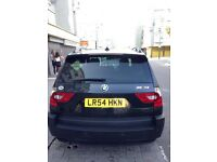Good condition bmw-x3 for sale.