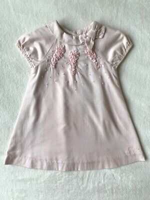 TARTINE ET CHOCOLAT Girl's Dress. Age 6 months. New With Tags. RRP 145 euros