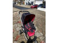 Icandy cherry with carrycot