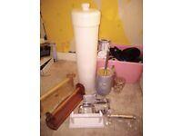 Bathroom things toilet roll holder soap and towel and toilet roll stacker OFFERS