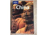 China Lonely Planet Travel Guide