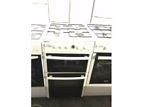 BEKO free standing full gas cooker 50 cm width in good condition & fully working order