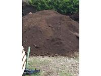 Good quality top soil