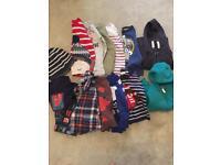 12-18 month boys autumn / winter bundle