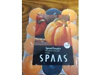 Spiced teatree Pumpkin candles I'm selling a pack of 24 for £3