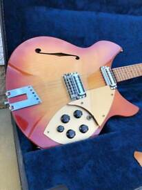 Rickenbacker 1997 Rose Morris from 1986