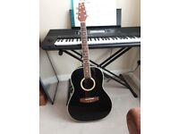 1980's Applause semi-acoustic guitar