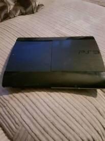 Ps3 500gb super slim console