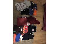 Boys clothes bundle age 9-10