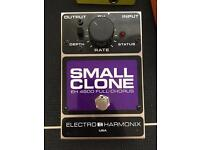 Electro Harmonix Small Clone (with all original packaging)