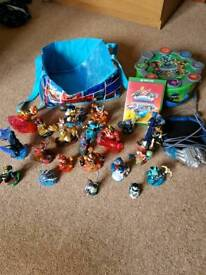 Xbox one Skylander supercharge bundle
