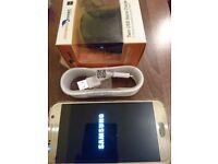Samsung s6 golden 32gb