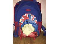 Mini Padington bear suitcase