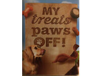 Bakers Treats tin (dry food) /Butchers Choice /Purina Winalot with free delivery for the whole lot