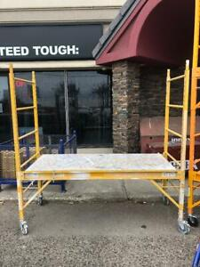 Used Baker Scaffold !! Edmonton Area Preview
