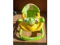 excellent condition baby walker RRP 69.99