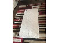 Rarely used baby cot bed