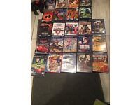 PlayStation 2 with 24 games