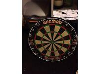 Blade 4 dart board!