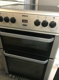 Silver Beko Electric Ceramic Cooker