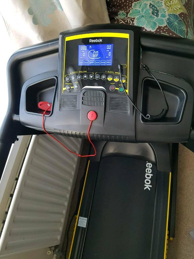 Reebok treadmill | in Hendon, London | Gumtree