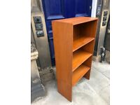 Bookcase - 3 shelves Size - W 62cn D 29cm H 120cm