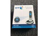 BT2100 BT 2100 Cordless DECT Digital Home Phone