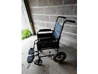 Can deliver wheelchair