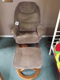 OSLO Tilt & Swivel Chair & Stool