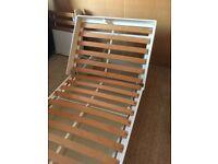 Interlubke single bed frame