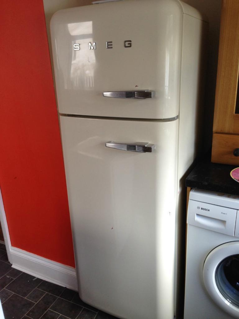 smeg fab 30 fridge freezer in moortown west yorkshire gumtree. Black Bedroom Furniture Sets. Home Design Ideas