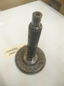 Used Allison Shaft Assy Terex TS14 CLT3461 Transmission P/N: 6775877